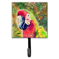 Parrot Leash Holder and Wall Hook by Caroline's Treasures