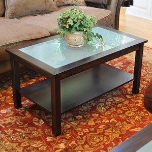 maple coffee tables you'll love | wayfair