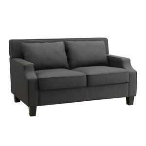 Brissette Loveseat by Mercury Row