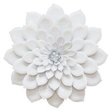 Layered Flower Wall Décor
