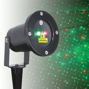 Static Outdoor Firefly Laser Light