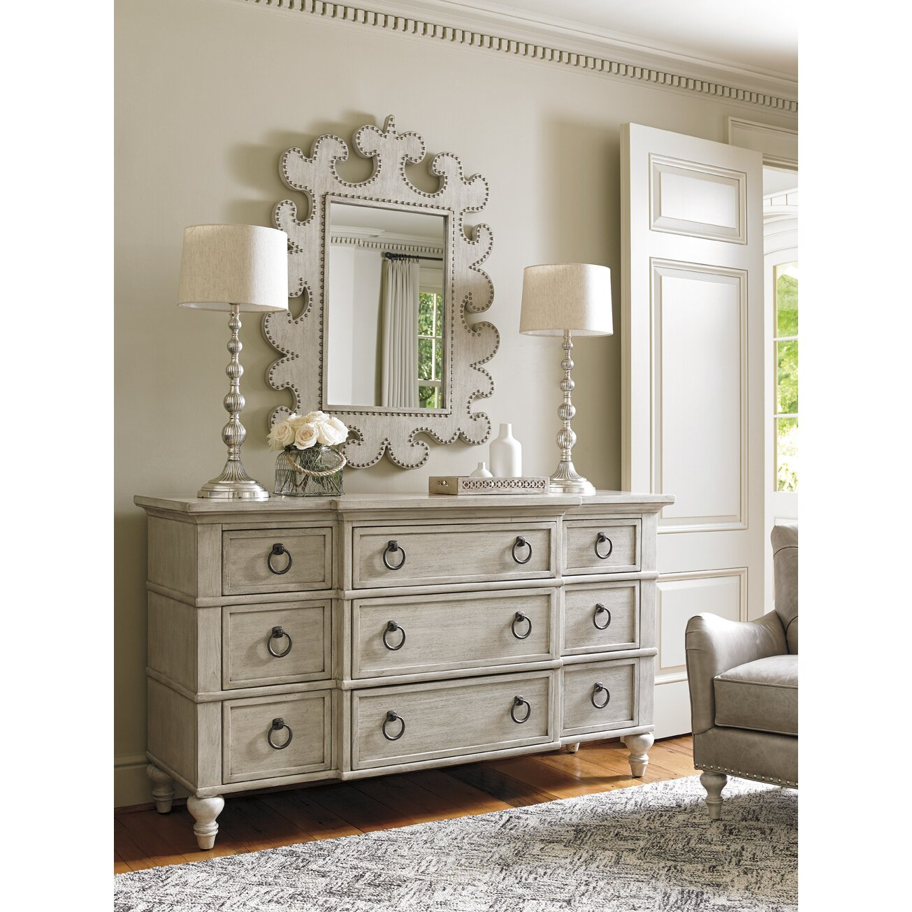 Lexington Oyster Bay Barrett 9 Drawer Dresser Amp Reviews