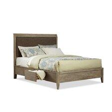 Trawalla Driftwood Panel Customizable Bedroom Set by Union Rustic