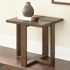 Pine Mountain End Table by Loon Peak