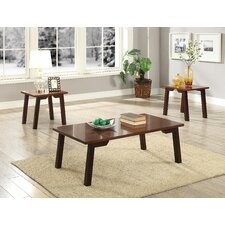 Shauna 3 Piece Coffee Table Set by Ebern Designs