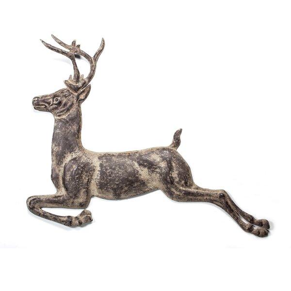 Deer Wall Decor ragon house collection deer wall décor & reviews | wayfair