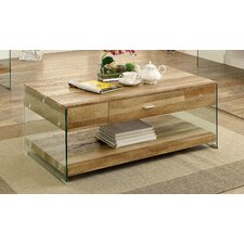 Destanee Contemporary Coffee Table by Orren Ellis