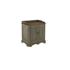 Ellington 2 Door Accent Cabinet by Sarreid Ltd