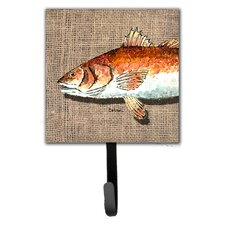 Fish Leash Holder and Wall Hook by Caroline's Treasures