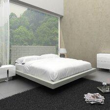 Zack Upholstered Platform Bed by Casabianca Furniture