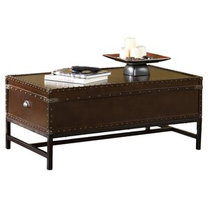 coffee table decorative trunks you'll love   wayfair