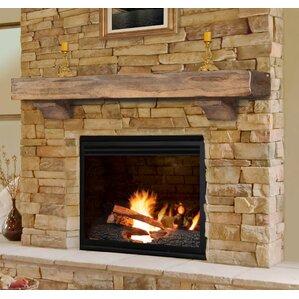 Shenandoah Fireplace Mantel Shelf  Fireplace Mantel Shelves