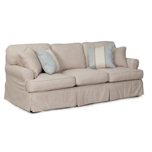 C Gables T Cushion Sofa Slipcover