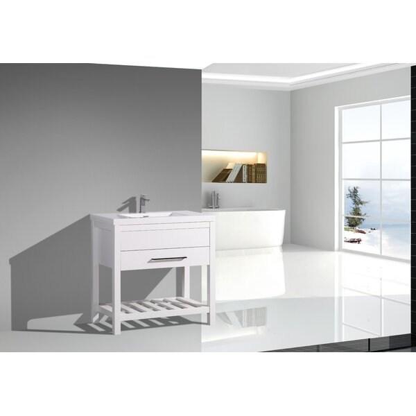 Godalming 36 Single Bathroom Vanity Set by Ebern DesignsGodalming 36 Single Bathroom Vanity Set by Ebern Designs