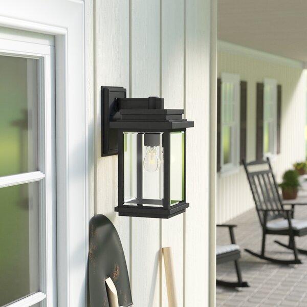 Persil 1-Light Outdoor Wall Lantern by Laurel Foundry Modern Farmhouse