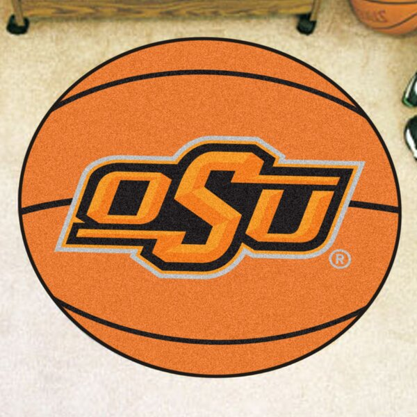 NCAA Oklahoma State University Basketball Mat by FANMATS