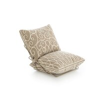 Cadeneta Valentino Sillon Lounge Chair by GAN RUGS