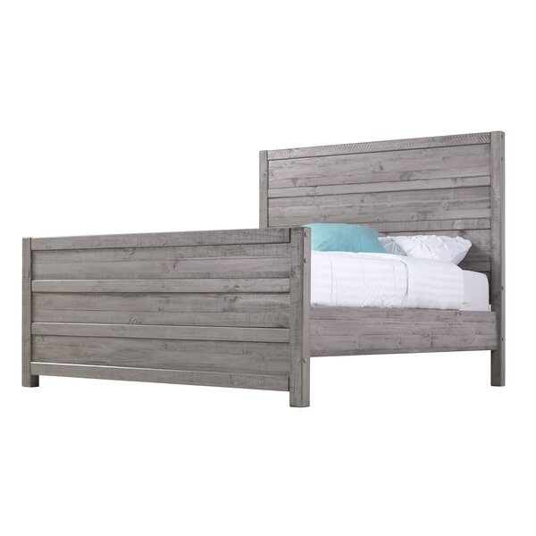 Romney Panel Bed by Three Posts