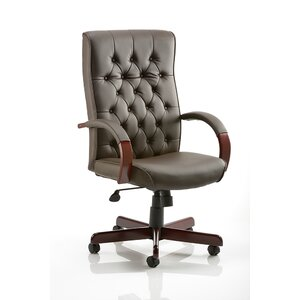 Executive Chair with Arms High-Back