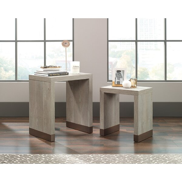 Glasgow 2 Piece Nesting Tables By Foundry Select