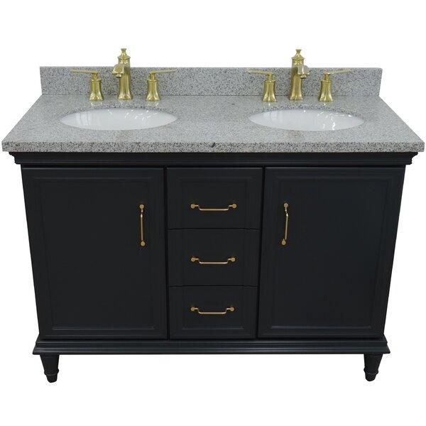 Giavanna 49 Double Bathroom Vanity Set
