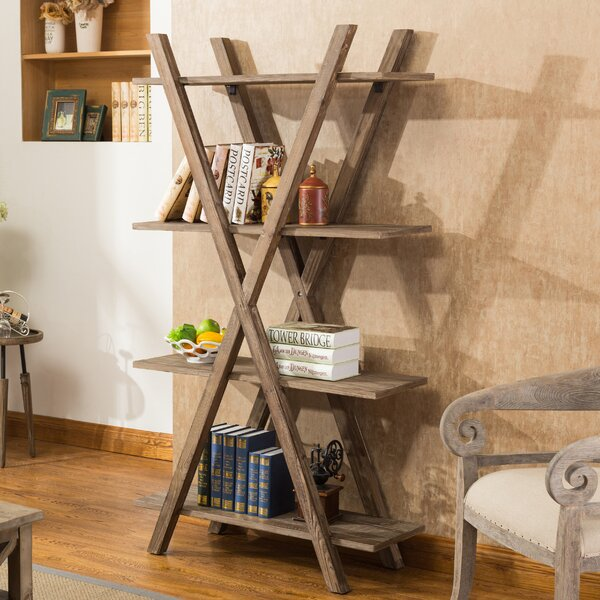 Callaghan Etagere Bookcase by Gracie Oaks