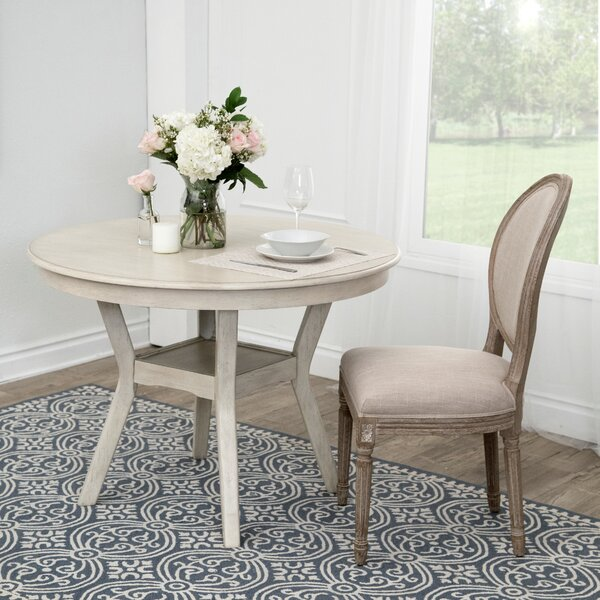 Maria Upholstered Dining Chair by Lark Manor
