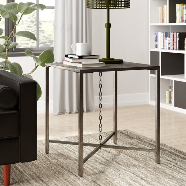 Carsonhill Modern End Table by Trent Austin Design