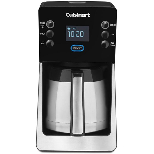 12-Cup Thermal Programmable Coffee Maker by Cuisin