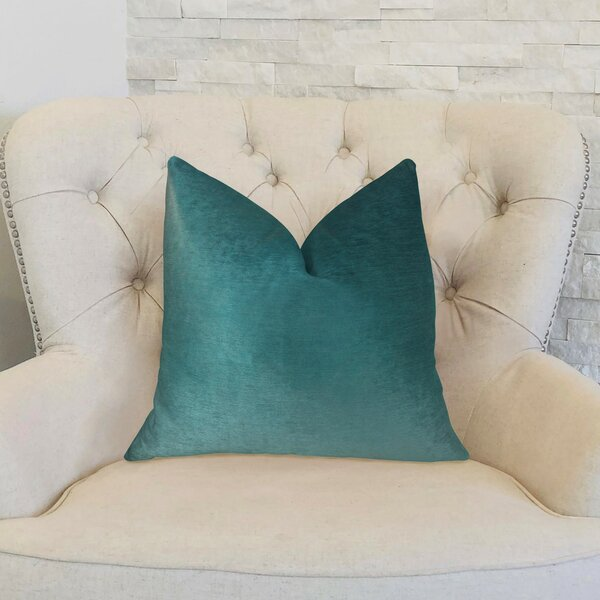 Loken Handmade Cotton Luxury Pillow by Rosdorf Park
