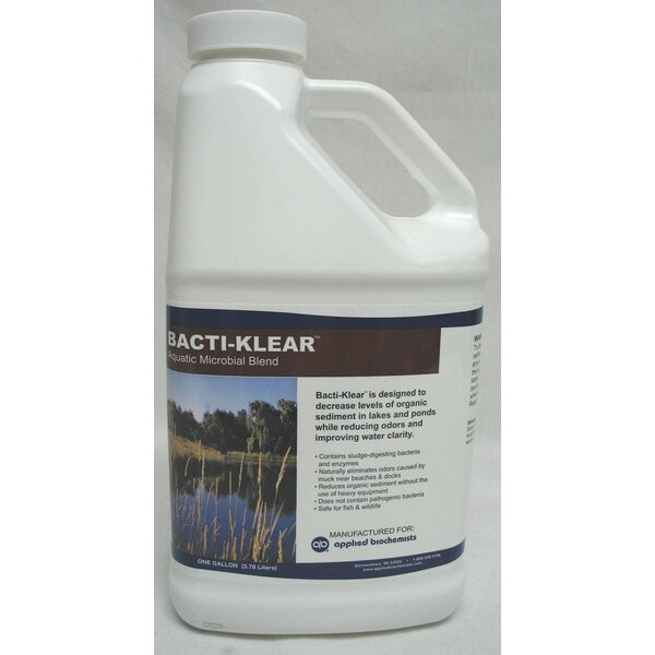 Bac-Klear Aquatic Microbial Blend by Applied Biochemists