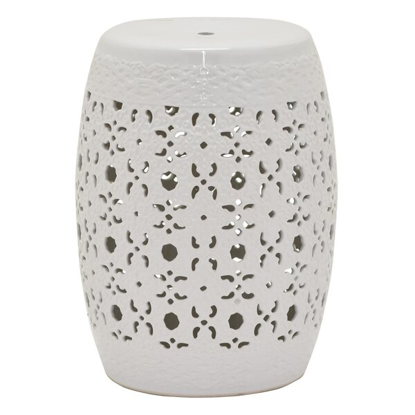 Cassidy Garden Stool by Alcott Hill
