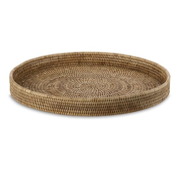Liana Round Serving Tray by Design Ideas