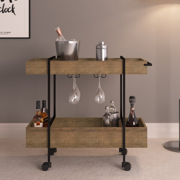 Runner Bar Cart by Williston Forge