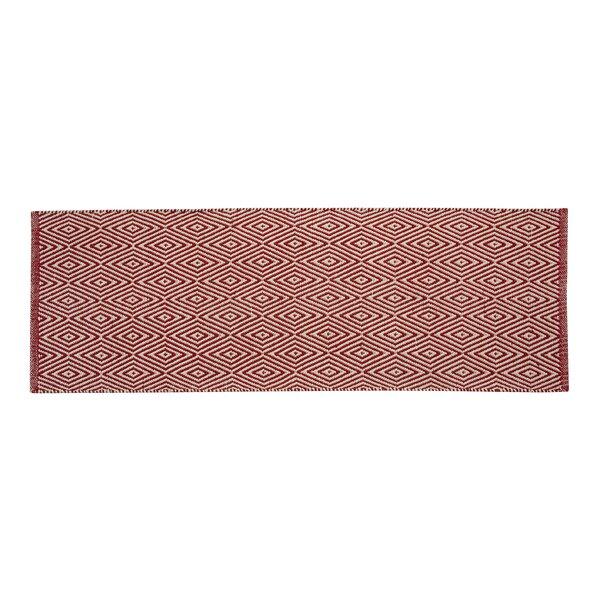 Portland Red Area Rug by Chesapeake Merchandising Inc.