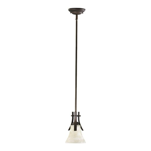 Eastchester 1-Light Cone Pendant by Alcott Hill