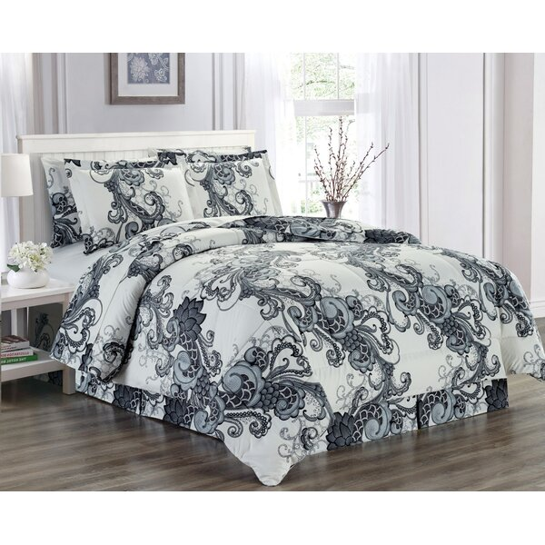 Games Printed Bed Comforter Set by Astoria Grand