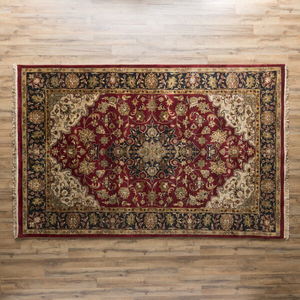 Aria Hand-Woven Area Rug by Birch Lane™