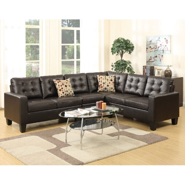 Gertruda Sectional by A&J Homes Studio