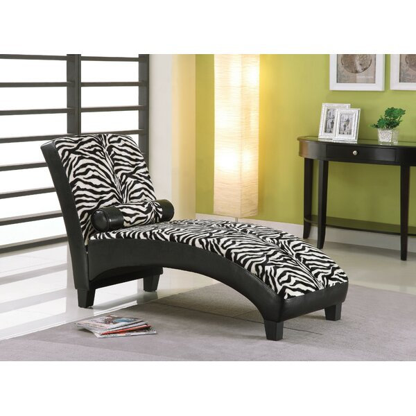 Cowhill Chaise Lounge by World Menagerie
