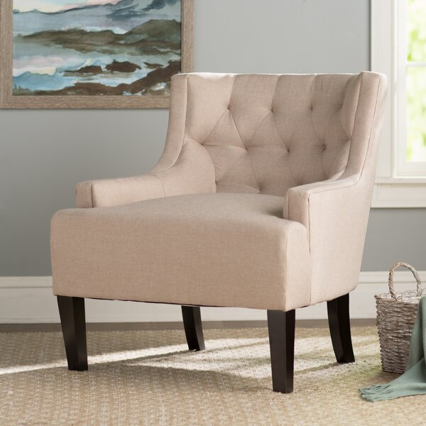 Barwood Wingback Chair by Three Posts