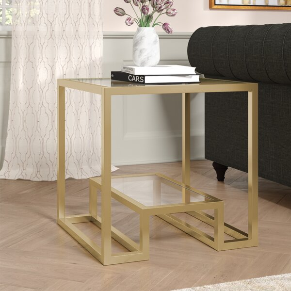 Imel End Table By Mercer41 2019 Coupon