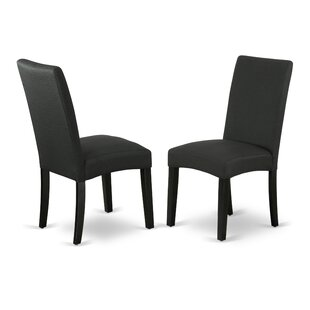 Kellen Solid Wood Dining Chair (Set of 2)