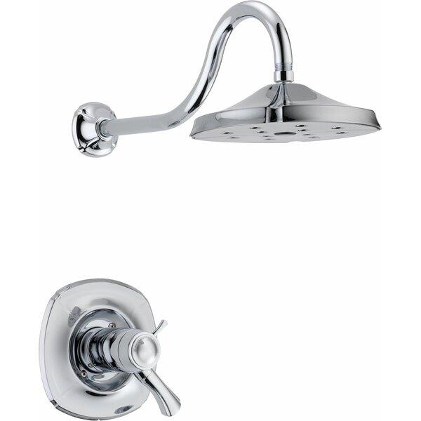 Addison Diverter Shower Faucet Trim with Lever Han