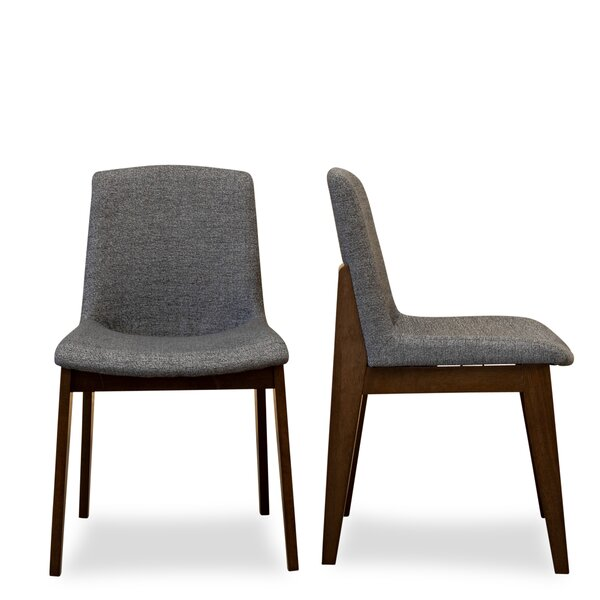 Fultondale Upholstered Dining Chair (Set of 2) by George Oliver
