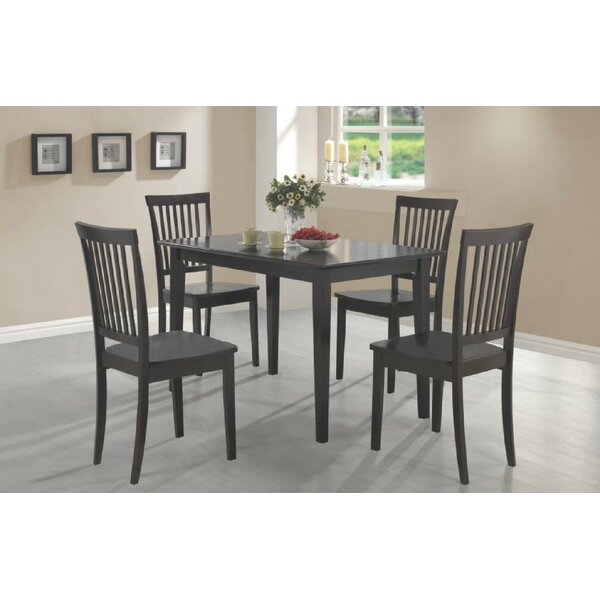 Yeomans Sawyer 5 Piece Dining Set by Winston Porter