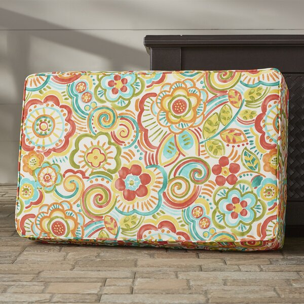 Annette Corded Indoor/Outdoor Floor Pillow by Latitude Run