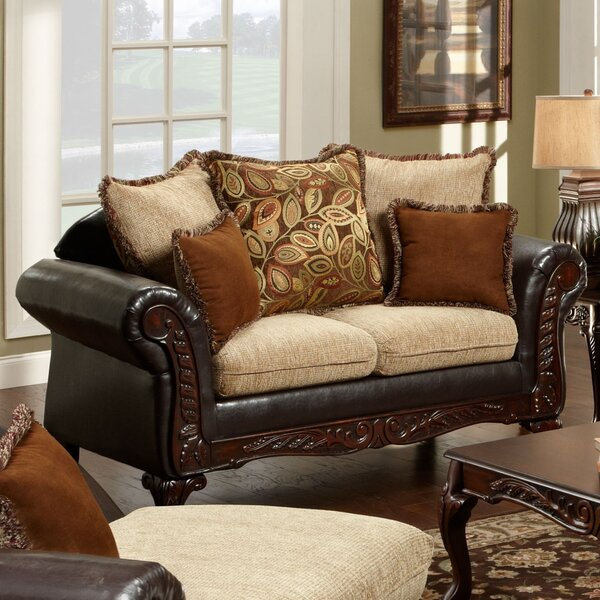 Fresh Trixie Loveseat by Chelsea Home by Chelsea Home
