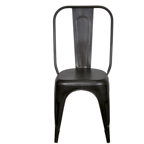 Heffron Side Chair by Wrought Studio