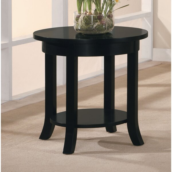 Shoping Hudock End Table